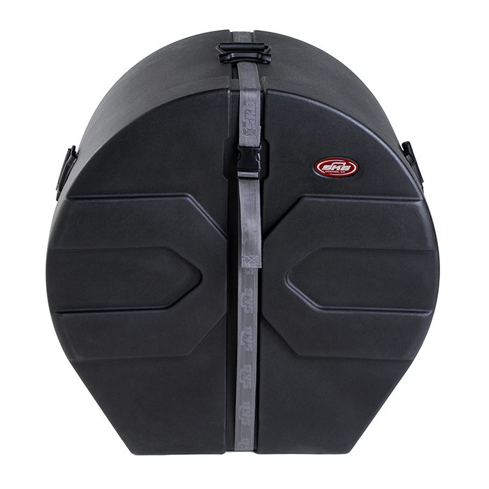 SKB 16 X 24 Bass Drum Case with Padded Interior