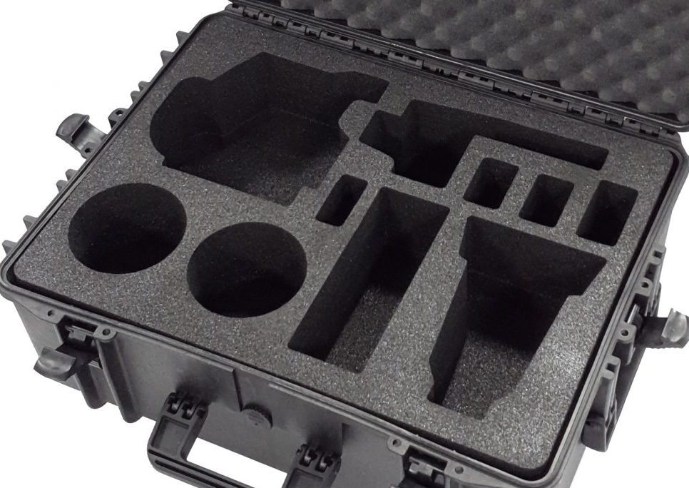 Sony FS7 Camera Foam insert to fit MAX620H250 (Insert Only)