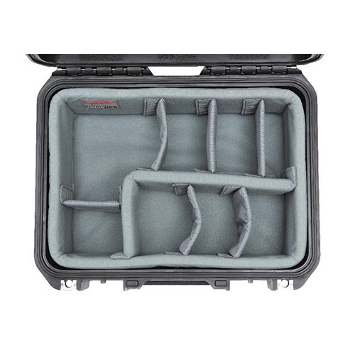 SKB iSeries 1309-6 Case w/Think Tank Designed Photo Dividers