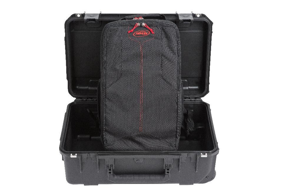 SKB ISERIES 2011-7 CASE W/THINK TANK DESIGNED PHOTO BACKPACK