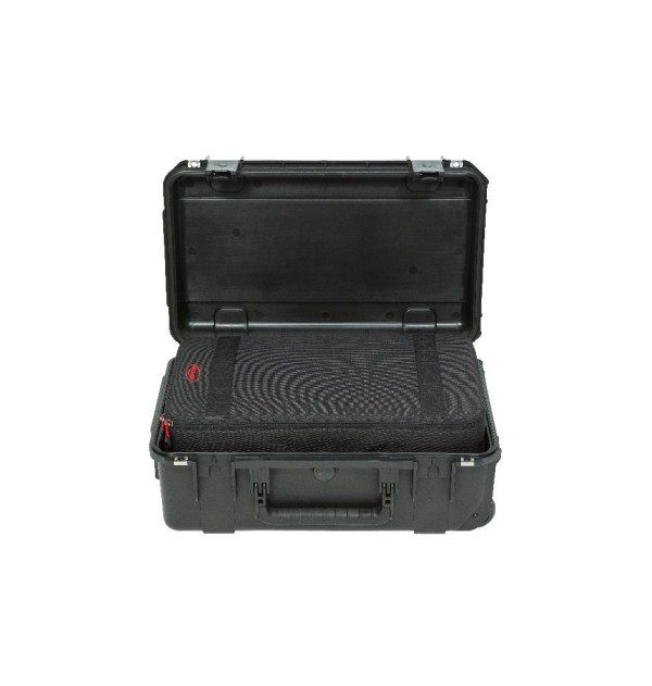 SKB ISERIES 2011-7 CASE W/THINK TANK DESIGNED REMOVABLE ZIPPERED DIVIDER INTERIOR
