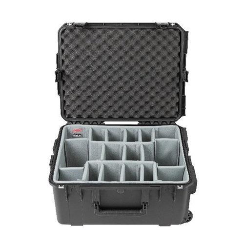 SKB iSeries 2217-10 Case w/Think Tank Designed Photo Dividers