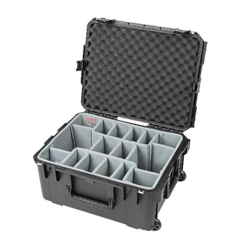 SKB iSeries 2217-10 Case w/Think Tank Designed Video Dividers