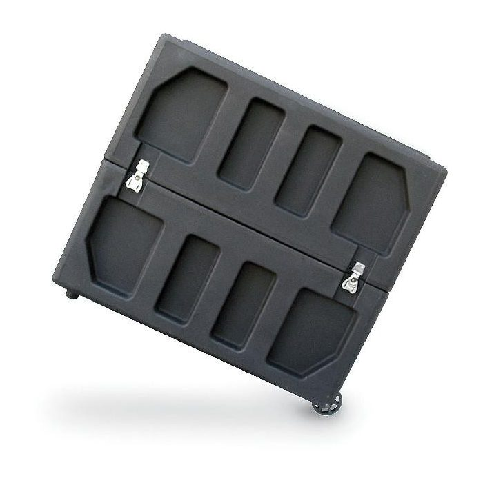 SKB Roto-molded LCD Case fits 20 - 26 screens including Universal foam pad set