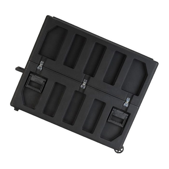 SKB Roto-molded LCD Case fits 32 – 37 screens including Universal foam pad set