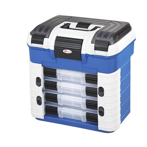 502SUPERBOX-BLUE Tool And Fixings Hardware Box