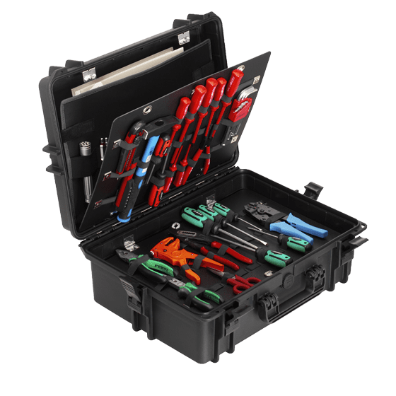 MAX505PU IP67 Rated Professional Tool Case