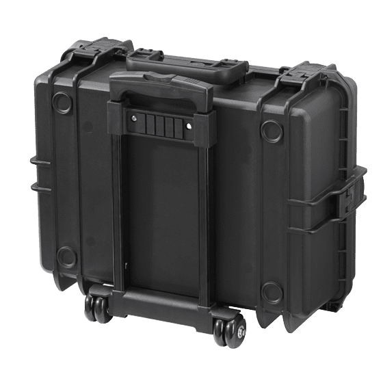 MAX505CAMTR IP67 Rated Professional Photography Camera Case With Wheels