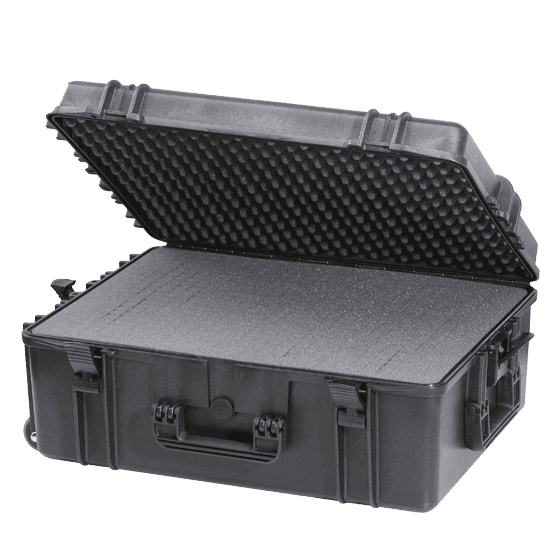 MAX620H250TR Tough IP67 Rated Case With Wheels
