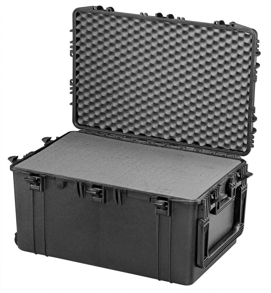 MAX750H400 Tough IP67 Rated Case