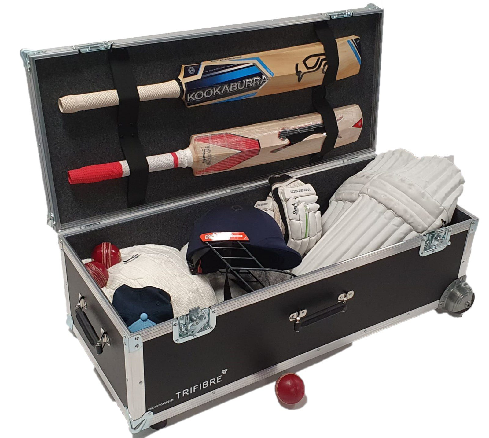 Touring Cricket Coffin