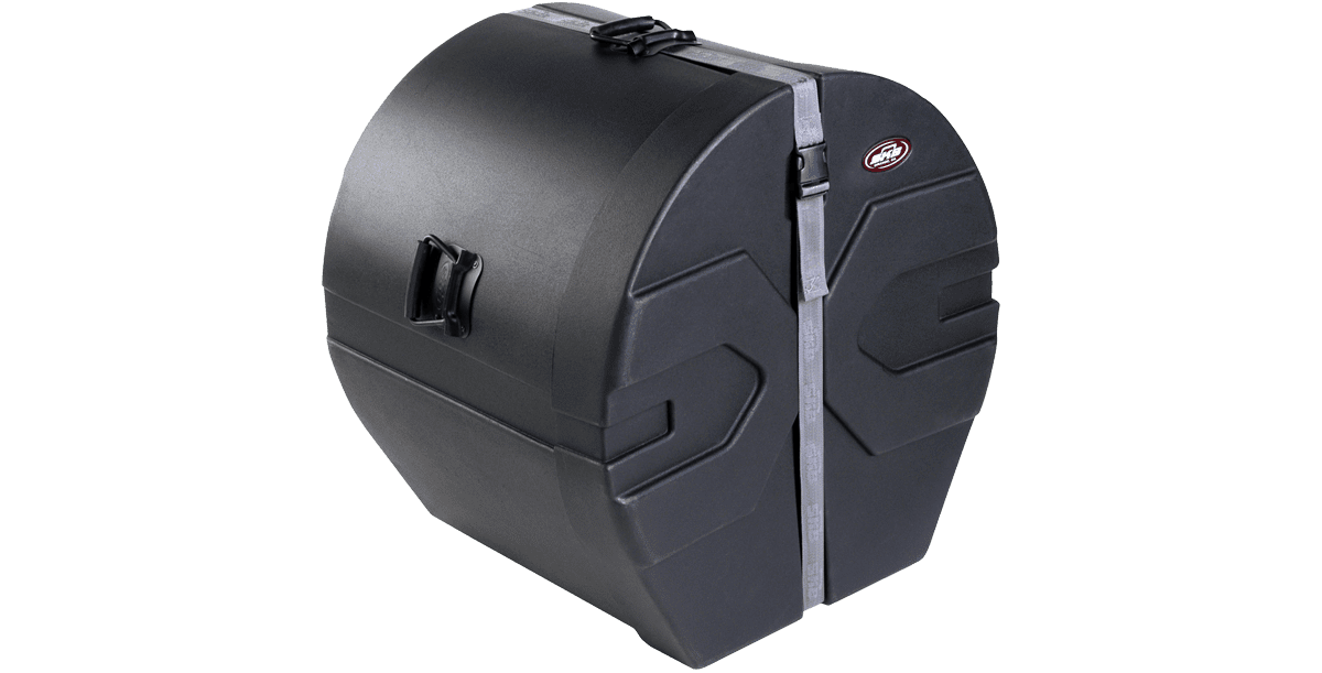 SKB 14 X 22 Marching Bass Drum Case with Padded Interior